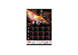 kalendarz plakatowy radio 5