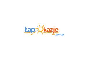 Logo Łap Okazje.com.pl