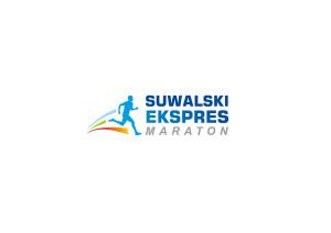 Logo Suwalski Ekspres Maraton